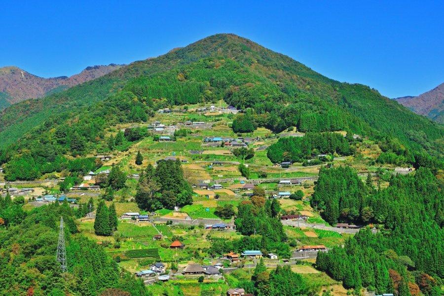 落合集落|スポット・体験|四国のおすすめ観光・旅行情報! 【公式 ...