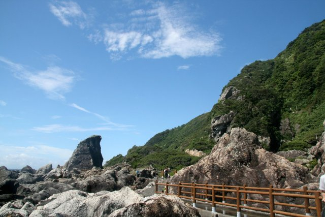 Muroto UNESCO Global Geopark