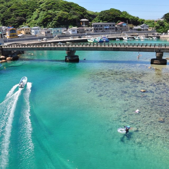 Kashiwa, Okinoshima & Uguru islands